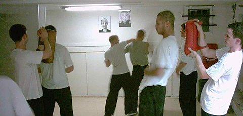 Wing Tzun Kung Fu-Kampfschule Hannover