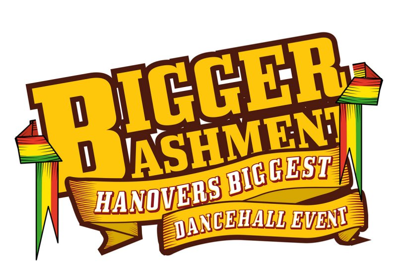 Bigger Bashment Logo