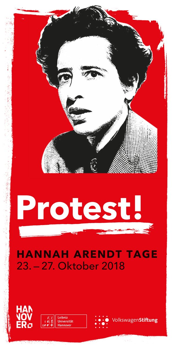 Hannah Arendt Tage 2018